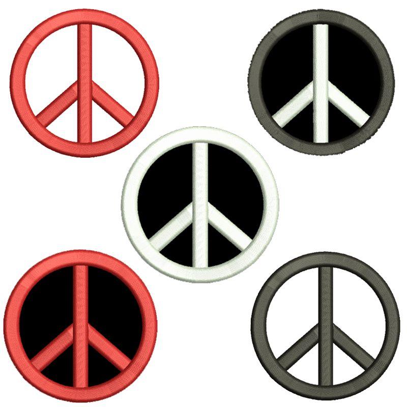 peace aufn her frieden biker patch kutte mc rocker alle gr en und farben ebay. Black Bedroom Furniture Sets. Home Design Ideas